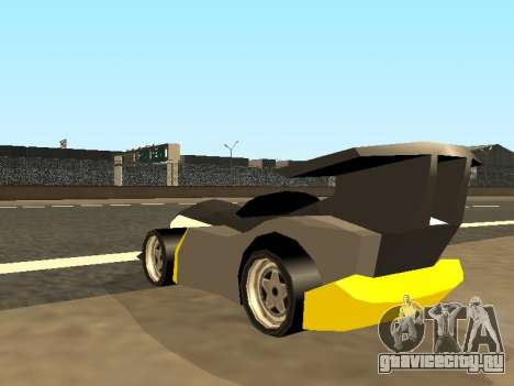 RC Bandit (Automotive) для GTA San Andreas вид сбоку