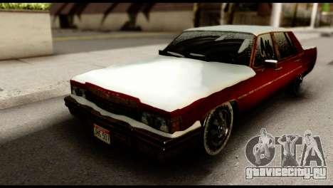 GTA 5 Emperor для GTA San Andreas
