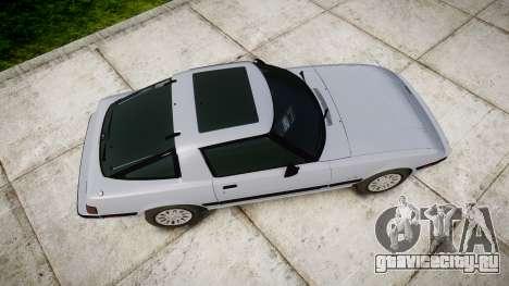 Mazda RX-7 1985 FB3s [EPM] для GTA 4 вид справа