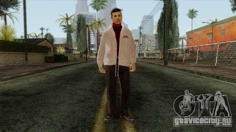 Police Skin 10 для GTA San Andreas