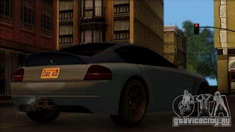Schyster Fusilade Sport 1.0 (IVF) для GTA San Andreas вид слева
