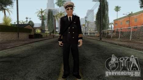 GTA 4 Skin 28 для GTA San Andreas