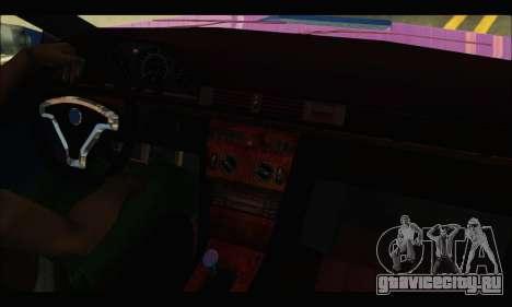 Bravura AWD Turbo для GTA San Andreas вид справа