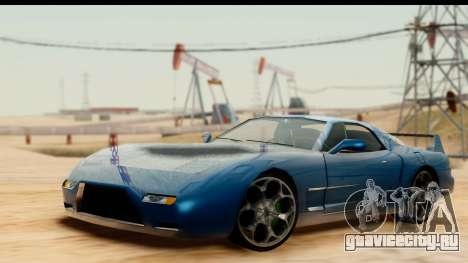 New ZR-350 (ZR-380) v1.0 для GTA San Andreas