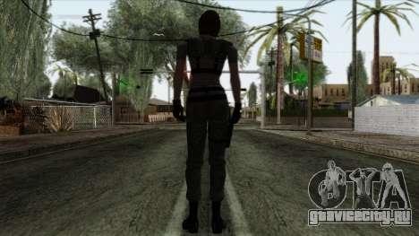 Resident Evil Skin 4 для GTA San Andreas второй скриншот