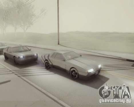Graphic Mod v5.0 для GTA San Andreas для GTA San Andreas пятый скриншот