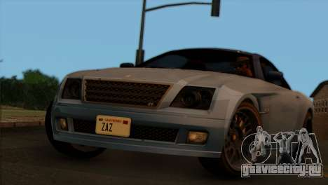 Schyster Fusilade Sport 1.0 (IVF) для GTA San Andreas
