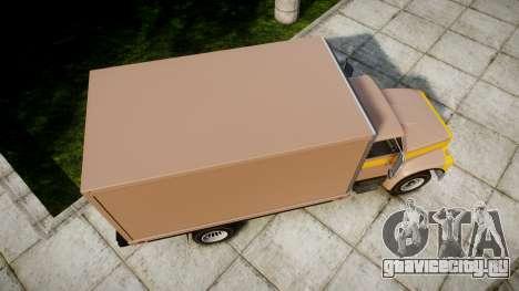 Ford L8000 для GTA 4
