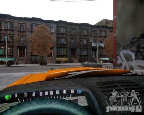 Москвич 412 Монстер для GTA 4 вид справа