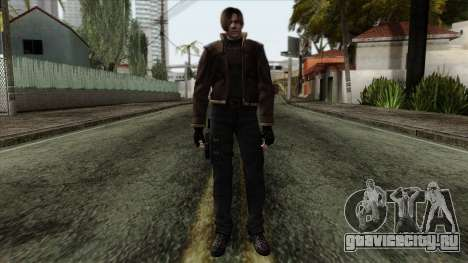 Resident Evil Skin 5 для GTA San Andreas