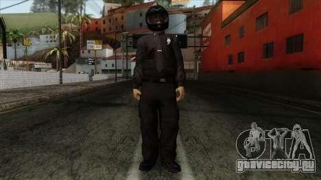 GTA 4 Skin 40 для GTA San Andreas