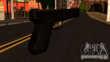 Pistol from GTA 4 для GTA San Andreas второй скриншот