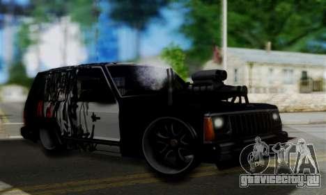 Jeep Mini-Truck для GTA San Andreas