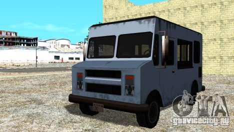 Гражданский Mr.WhooPee для GTA San Andreas