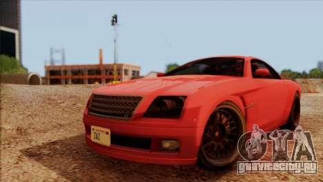 Schyster Fusilade Sport 1.0 (HQLM) для GTA San Andreas