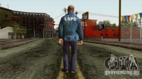 Police Skin 13 для GTA San Andreas второй скриншот