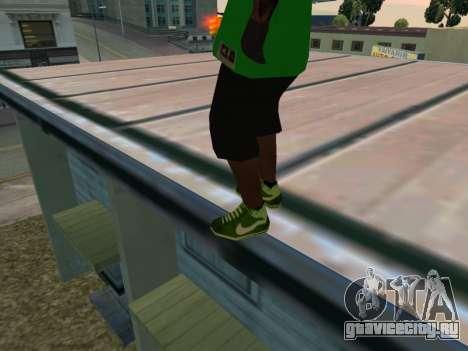 Fam3 Skin для GTA San Andreas третий скриншот