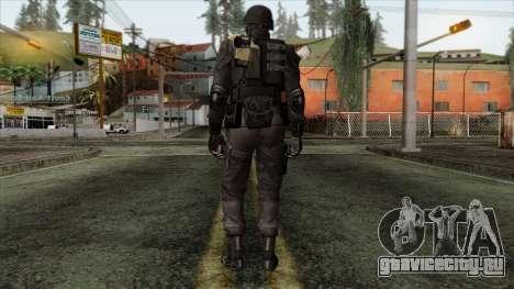 Resident Evil Skin 3 для GTA San Andreas второй скриншот