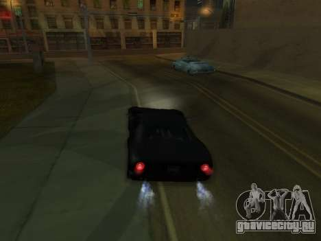 New Effects Pack White Version для GTA San Andreas пятый скриншот