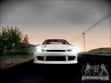 Nissan Silvia S15 Roux для GTA San Andreas вид сбоку