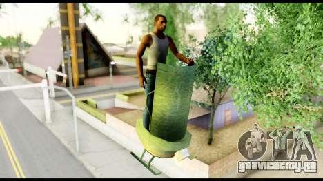 Hover Thingy from Metal Gear Solid для GTA San Andreas третий скриншот