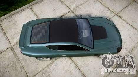Dewbauchee Super GTR для GTA 4 вид справа