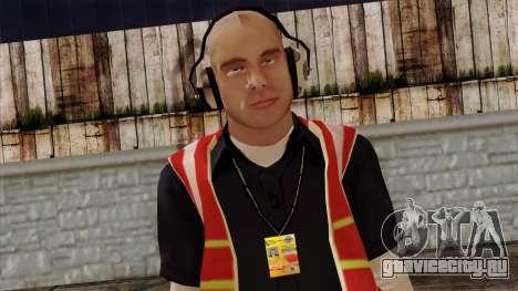 GTA 4 Skin 17 для GTA San Andreas третий скриншот