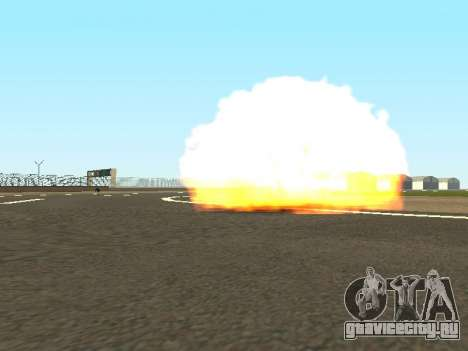 Dynamite для GTA San Andreas второй скриншот