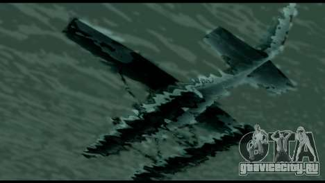 Beta Skimmer для GTA San Andreas вид сзади