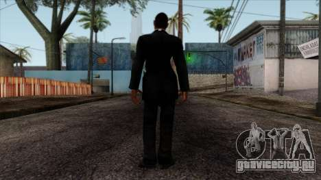 GTA 4 Skin 23 для GTA San Andreas второй скриншот