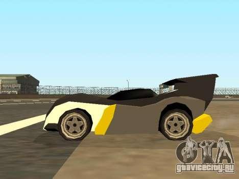 RC Bandit (Automotive) для GTA San Andreas вид справа