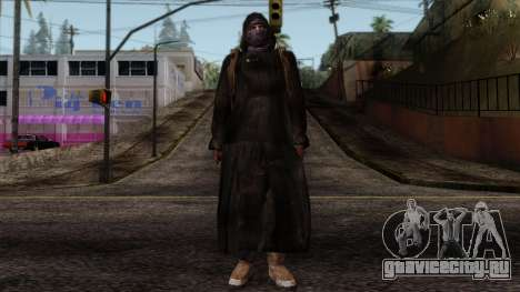 Resident Evil Skin 8 для GTA San Andreas