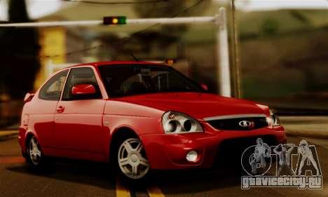 Lada Priora Sport для GTA San Andreas