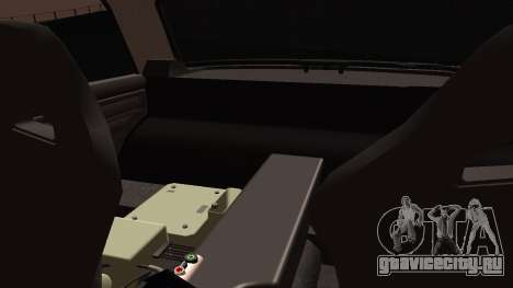 Ваз 2105 корЖик для GTA San Andreas вид сзади