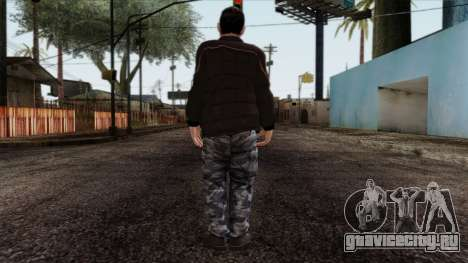 GTA 4 Skin 87 для GTA San Andreas второй скриншот
