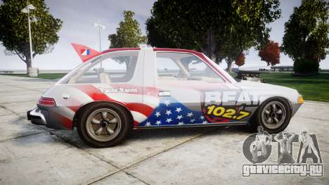 AMC Pacer для GTA 4 вид слева
