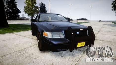 Ford Crown Victoria Police Interceptor [Retired] для GTA 4