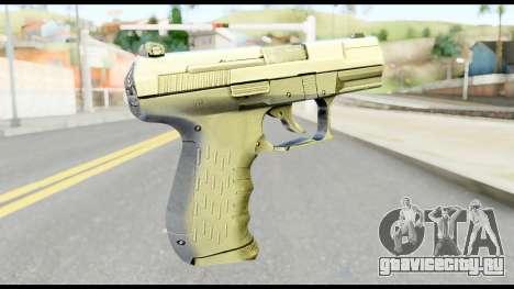 New Pistol для GTA San Andreas второй скриншот