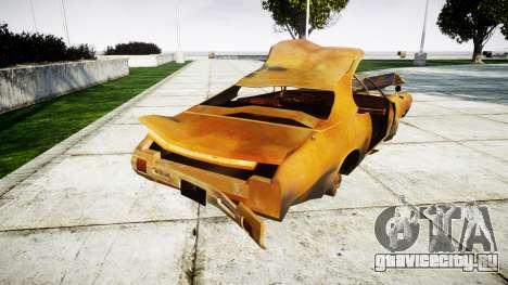 Искорёженный Classique Stallion 2Gen для GTA 4 третий скриншот