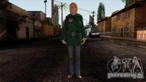 GTA 4 Skin 35 для GTA San Andreas