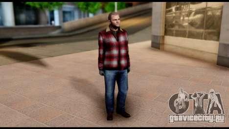 Prologue Michael Skin from GTA 5 для GTA San Andreas третий скриншот
