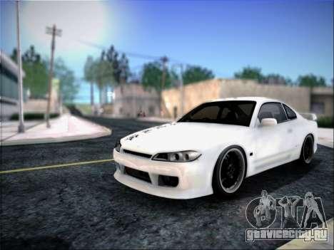 Nissan Silvia S15 Roux для GTA San Andreas