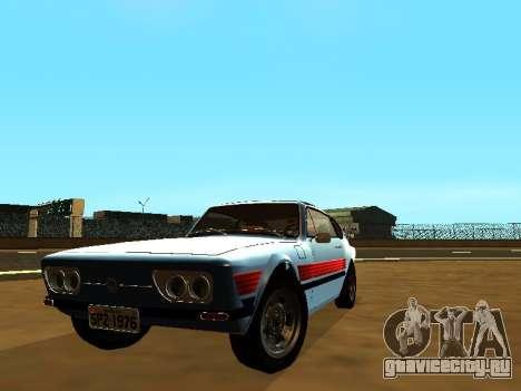 Volkswagen SP2 Original для GTA San Andreas