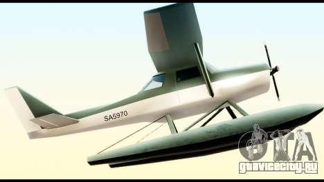 Beta Skimmer для GTA San Andreas вид справа