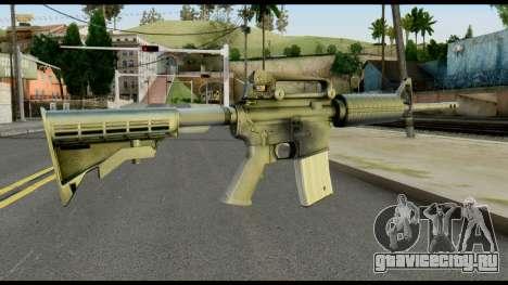 Colt Commando from Max Payne для GTA San Andreas второй скриншот