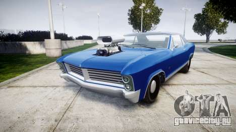 GTA V Albany Buccaneer Little Wheel для GTA 4
