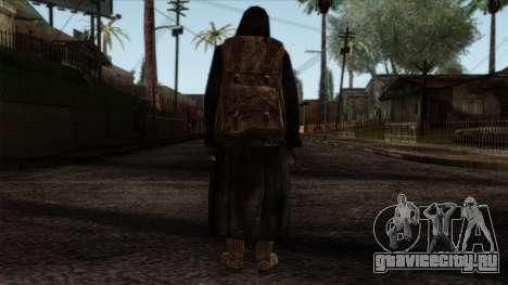 Resident Evil Skin 8 для GTA San Andreas второй скриншот