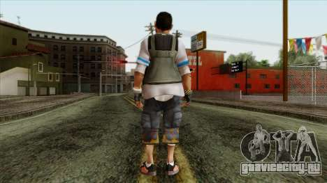 GTA 4 Skin 21 для GTA San Andreas второй скриншот
