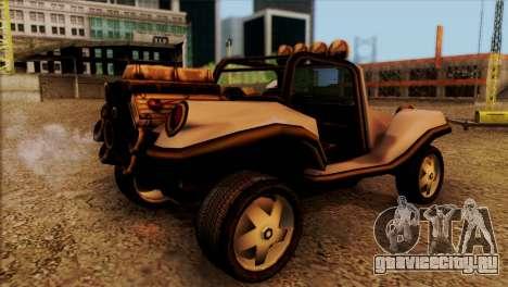 New BF Injection для GTA San Andreas вид слева
