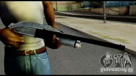 Pump Shotgun from Max Payne для GTA San Andreas третий скриншот